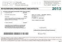 garanties professionnelles, garanties contractuelles, Fabienne Guesdon Architecture à Thonon les Bains